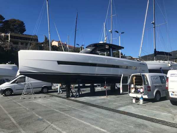 Maintenance de bateau avec Top Charter (83)