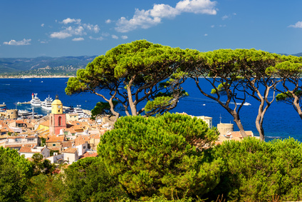 Saint-Tropez la ville de la Côte d'Azur